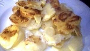 amap bagnolet - gratin de légumes